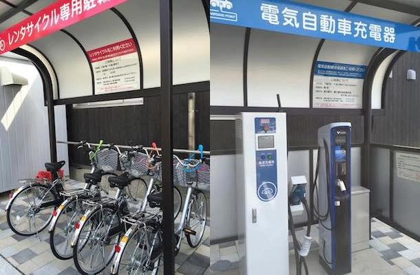 自転車の 自転車 組み立て方法 : 電動レンタサイクル、午前9時 ...